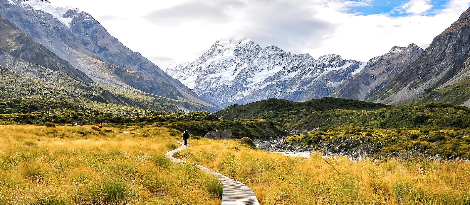 Essential New Zealand: Islands and Alpine Adventure Tour Trip 1