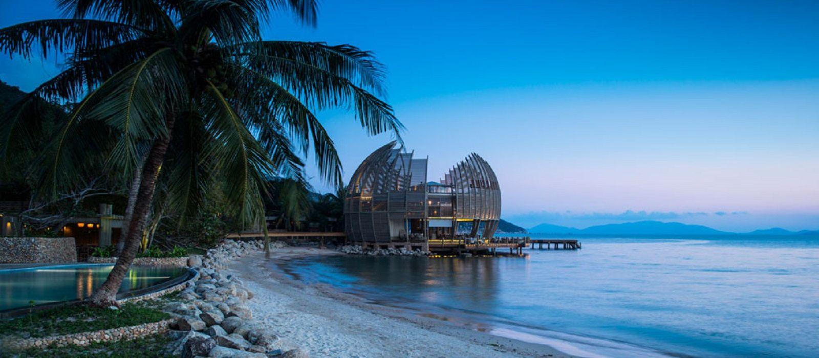 Hotel An Lam Retreat Ninh Van Bay Vietnam