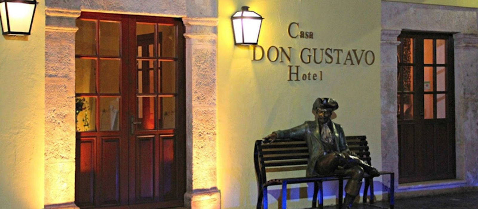 Hotel  Boutique Casa Don Gustavo Mexiko