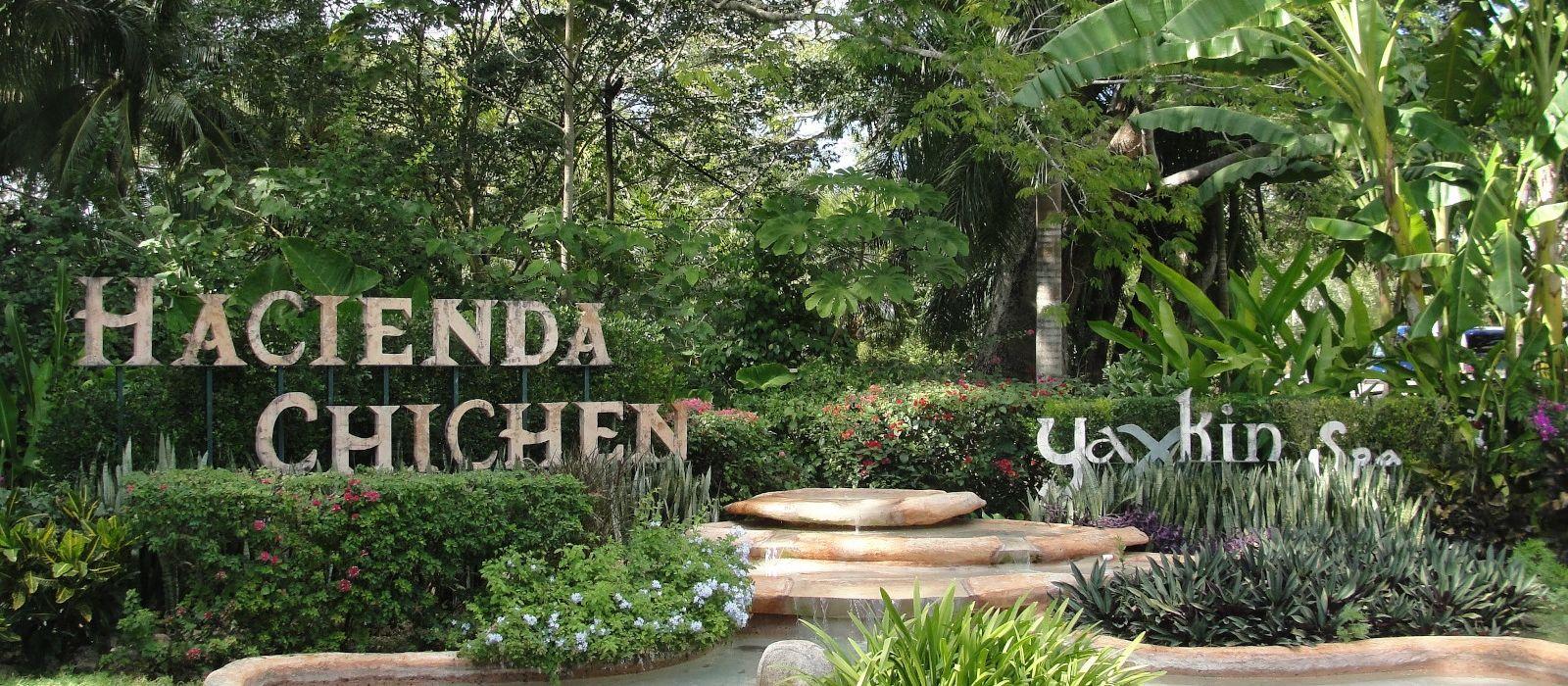 Hotel Hacienda Chichen Mexico