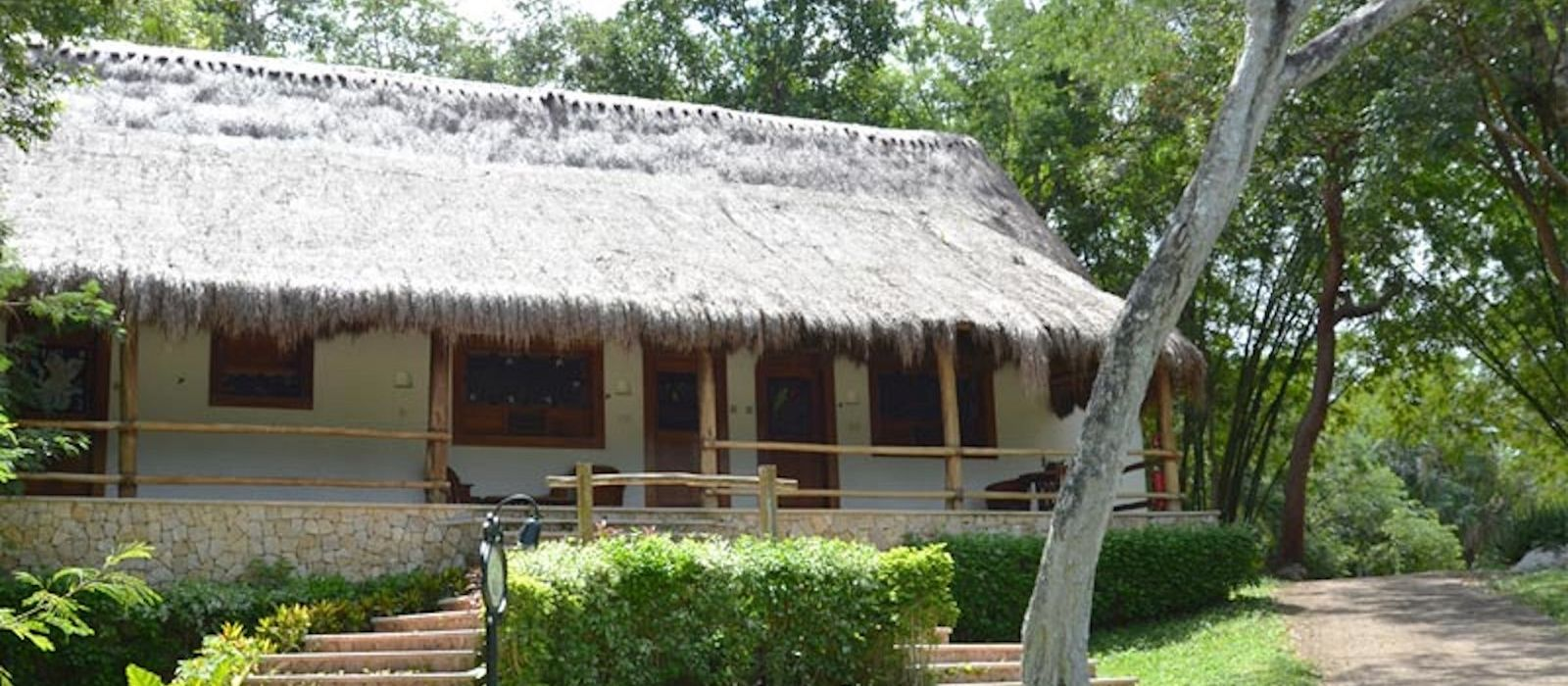 Hotel The Lodge at Chichén Itzá Mexico