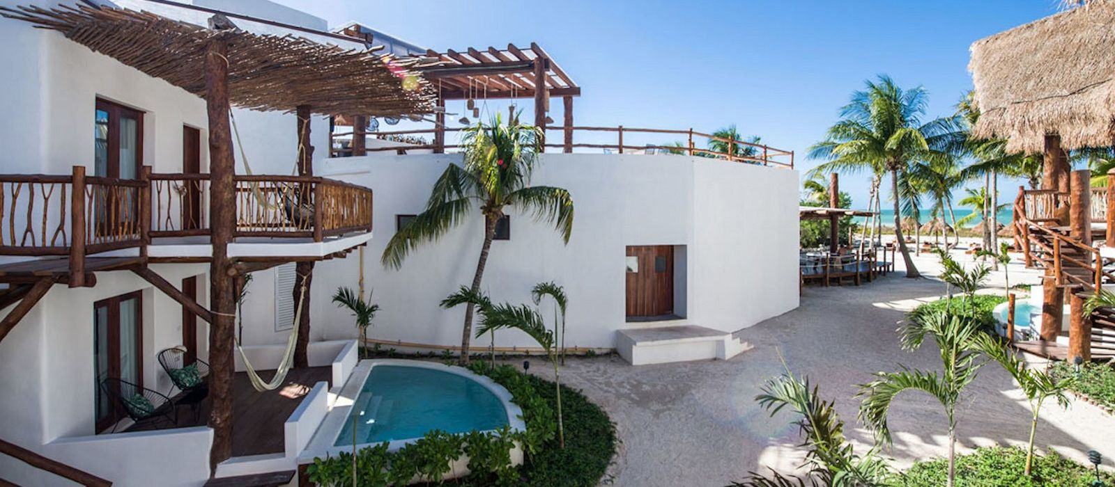 Hotel Villas HM Palapas del Mar Mexico