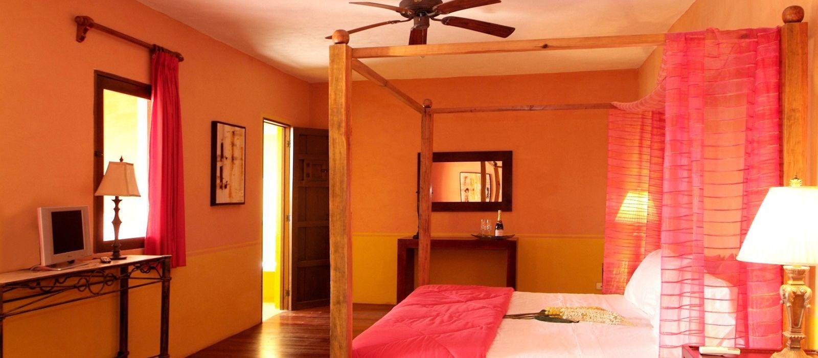 Hotel  Hacienda Merida Mexico