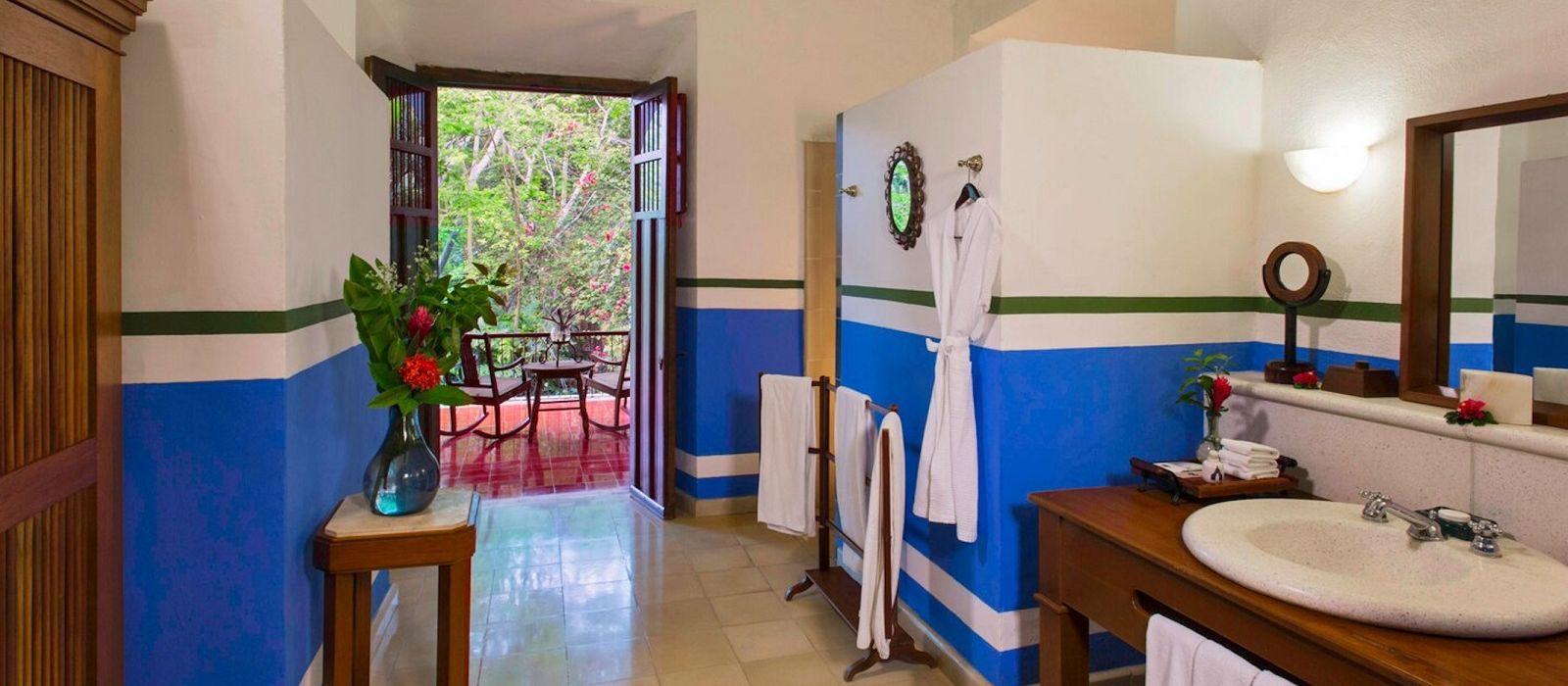 Hotel Hacienda San Jose Mexico