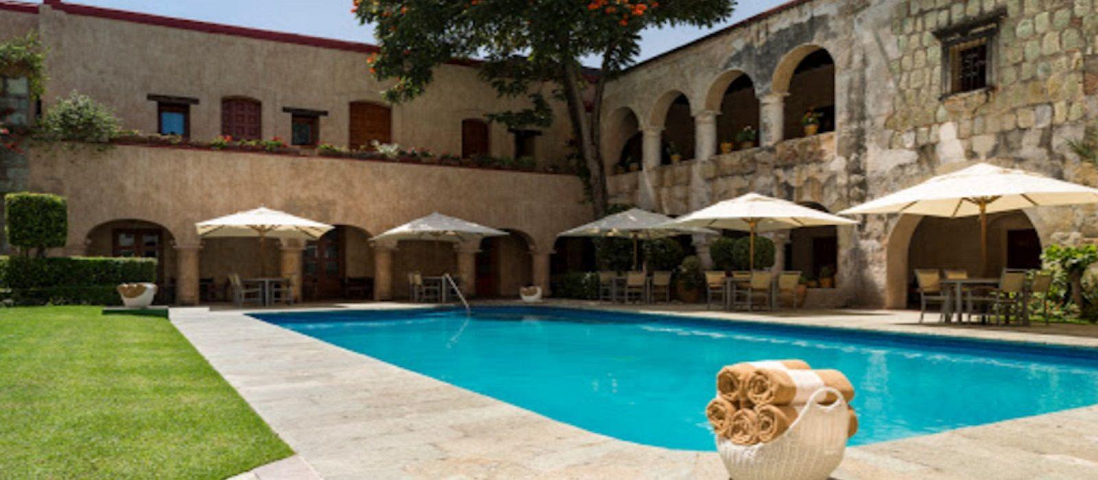 Hotel Quinta Real Oaxaca Mexico
