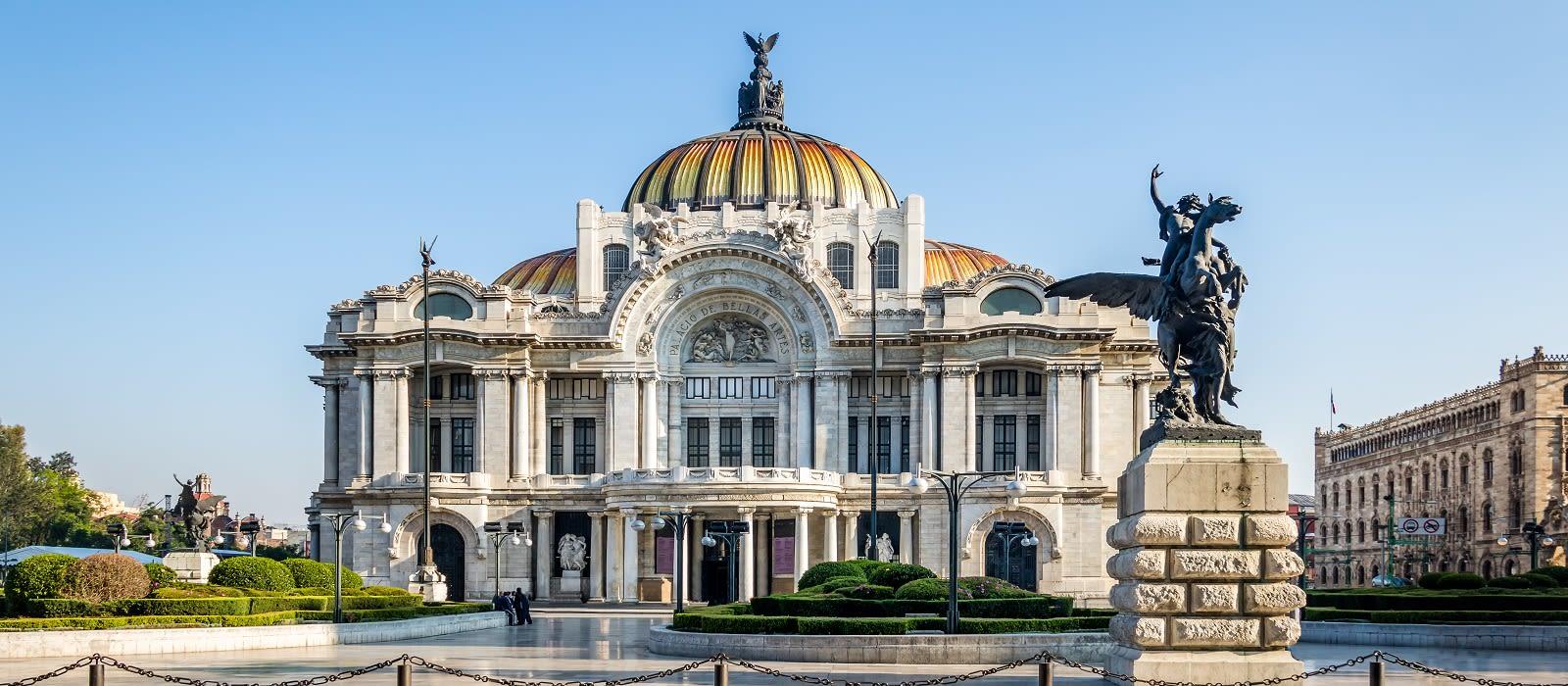 Die unentdeckte Kultur & Küche Mexikos Urlaub 2