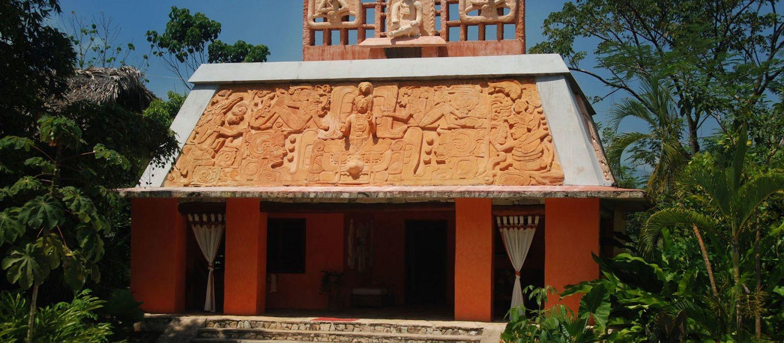 Hotel Boutique  Quinta Cha Nab Na Mexico
