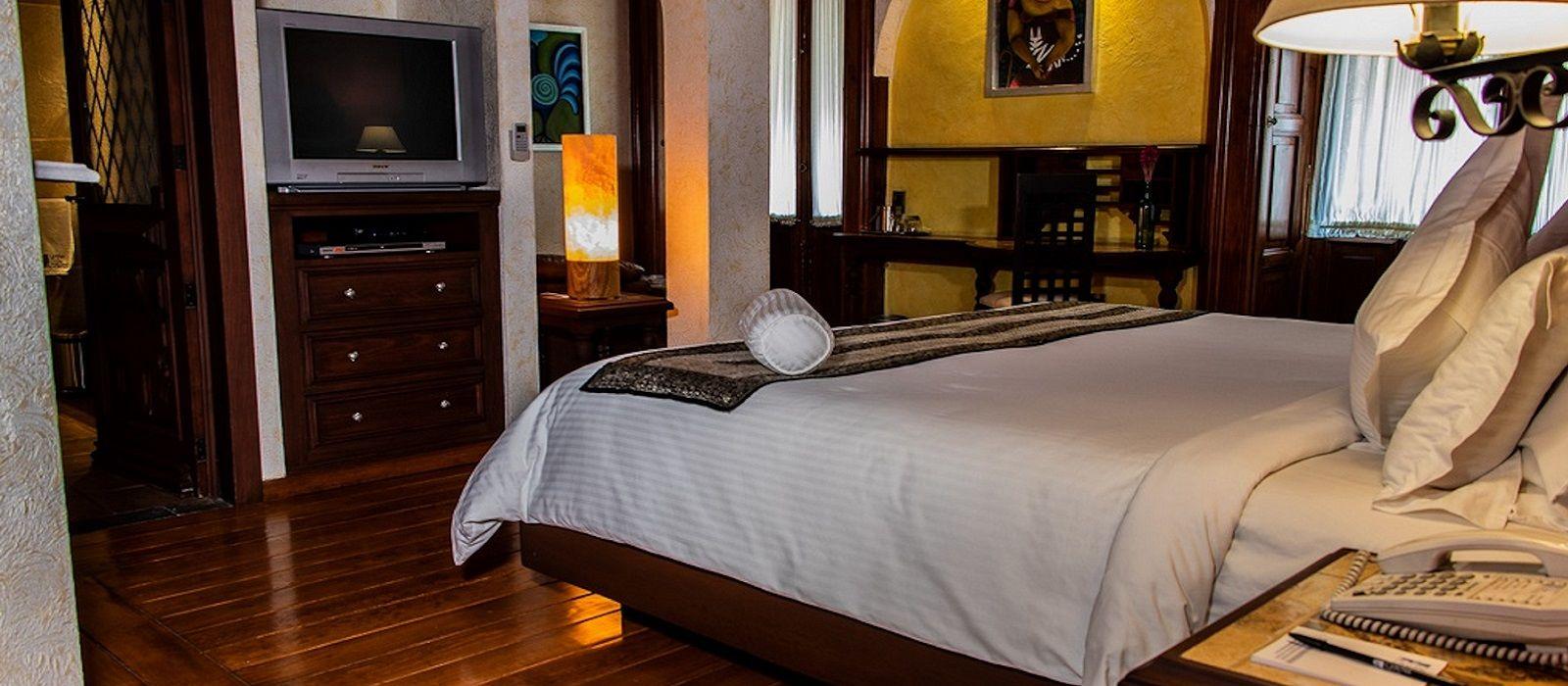 Hotel Casona de la China Poblana Mexico