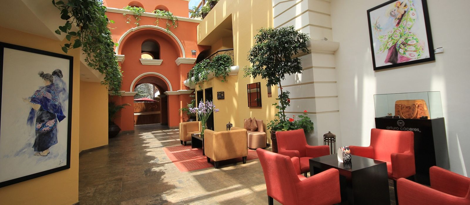 Hotel Casa del Alma Mexico