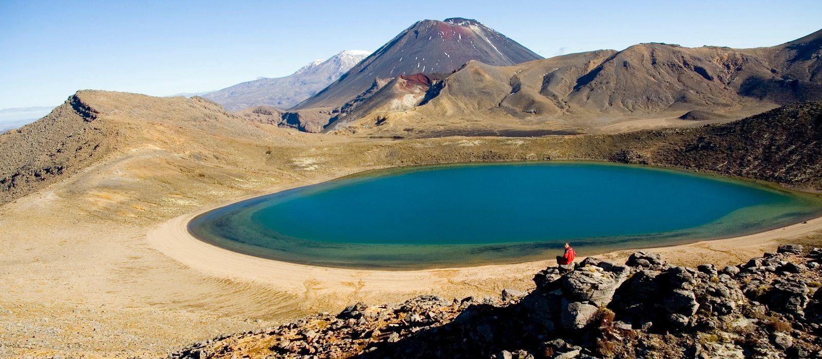 Destination Tongariro National Park New Zealand