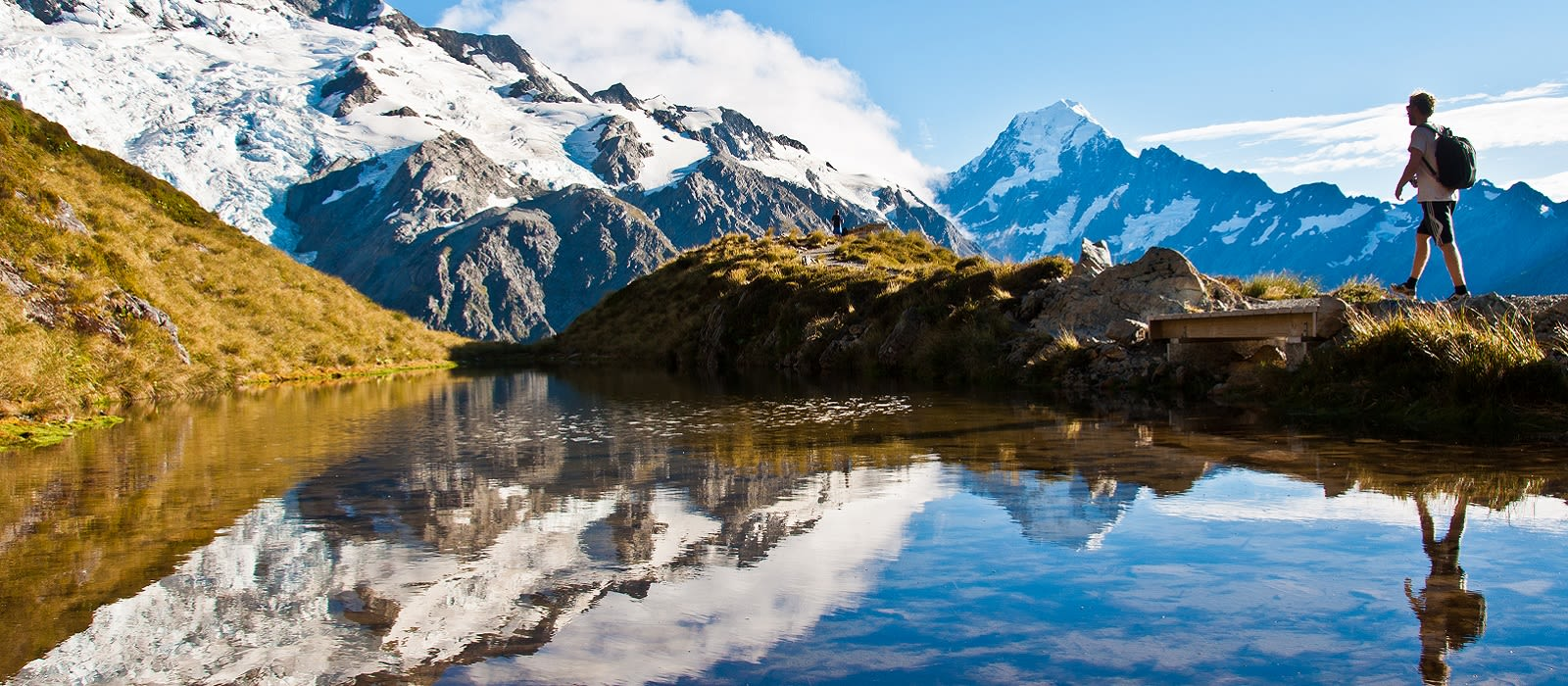Classic New Zealand Tour Trip 1