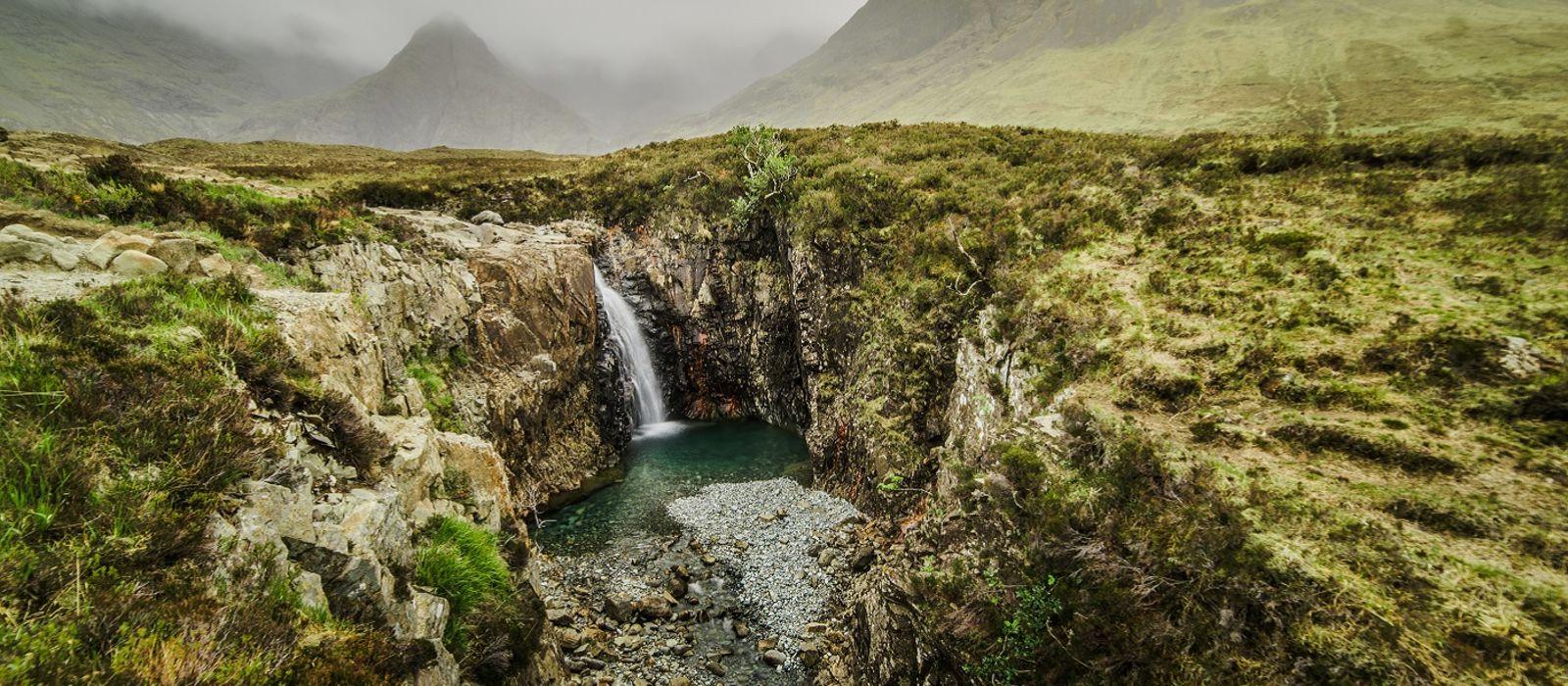 Overland Highlights of Scotland Tour Trip 1