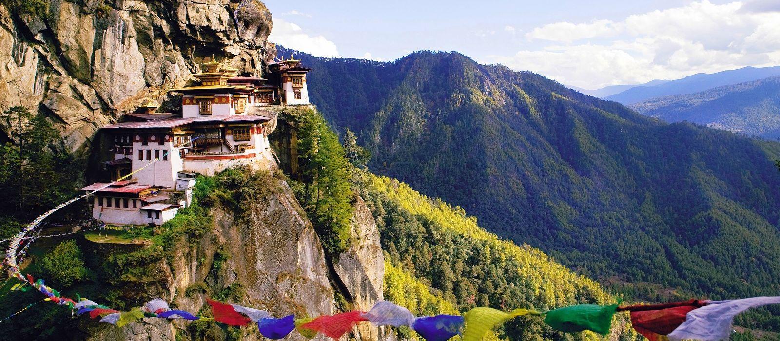 Bhutan & Thailand: From the World's Best Mountains to Tropical Beach Tour Trip 1