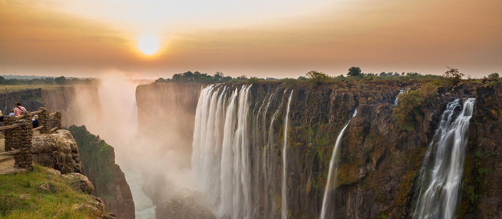 Machaba Safaris Special – Botswana and Zimbabwe Tour Trip 1