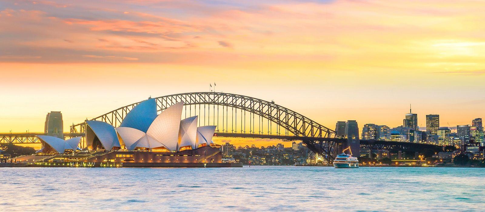 Die Höhepunkte Australiens Urlaub 1