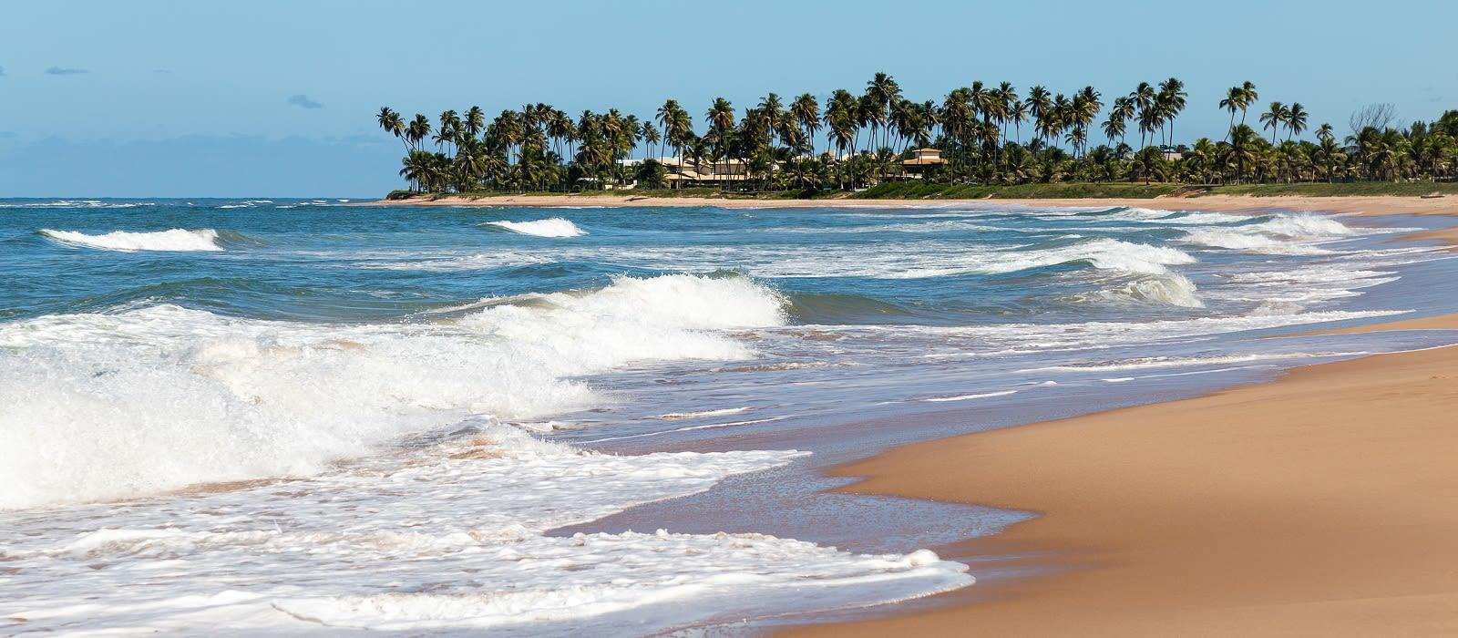 Brazil's Big Cities, Nature and Beach Tour Trip 5