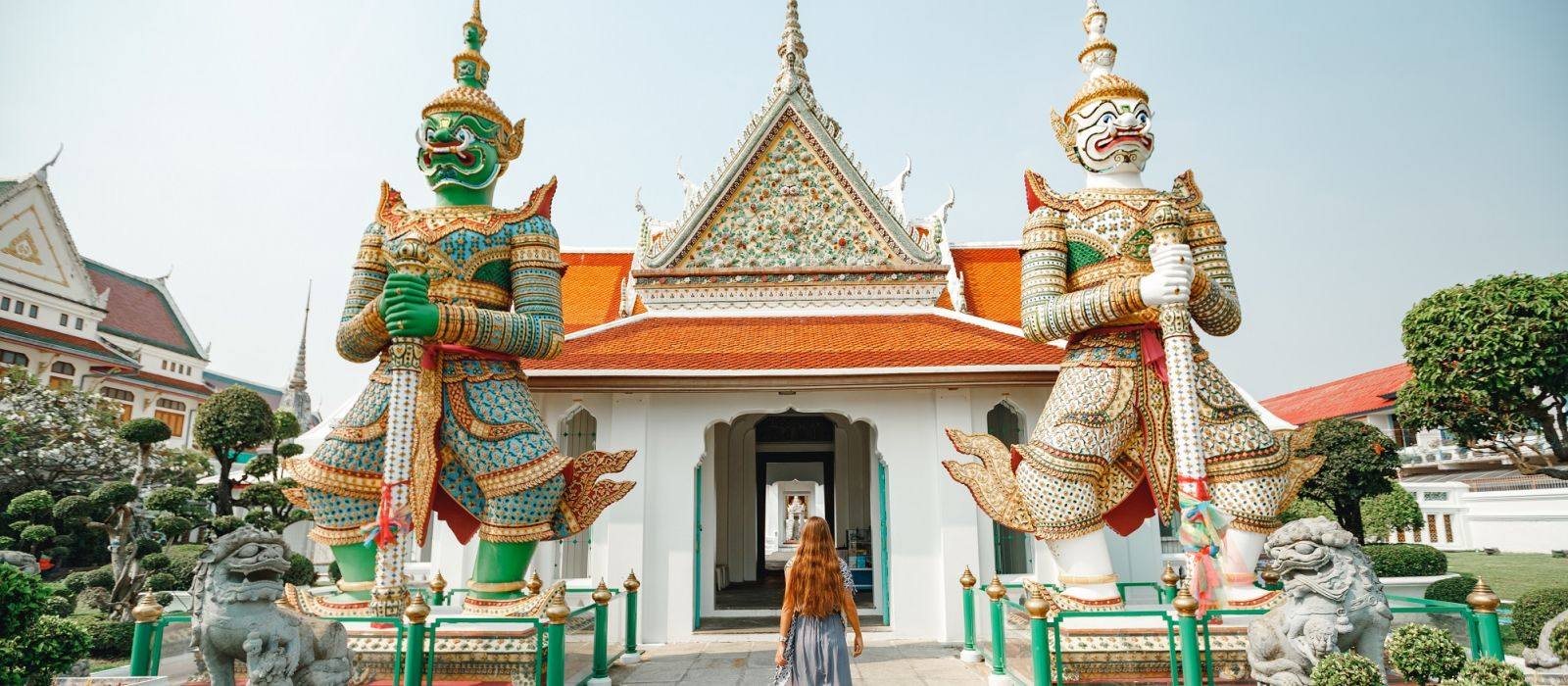 Thailand: Auszeit in Luxus-Spas Urlaub 2