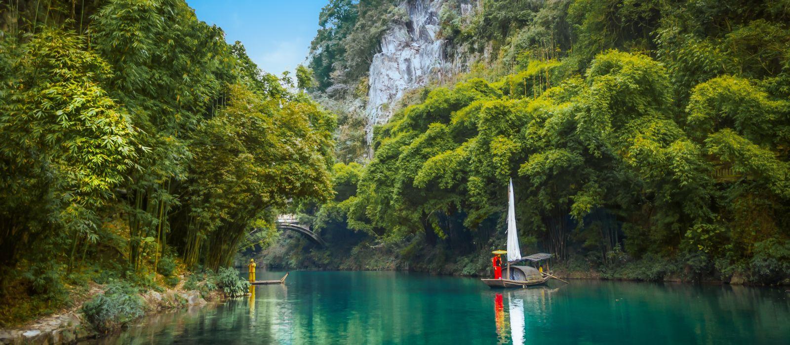 Kaiserstädte, Tibet & eine Kreuzfahrt auf dem Yangtze Urlaub 4