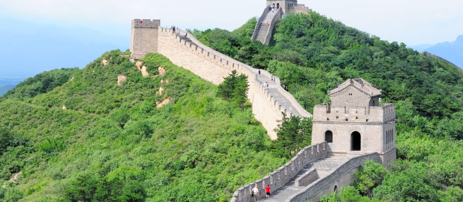 China ganz klassisch Urlaub 1