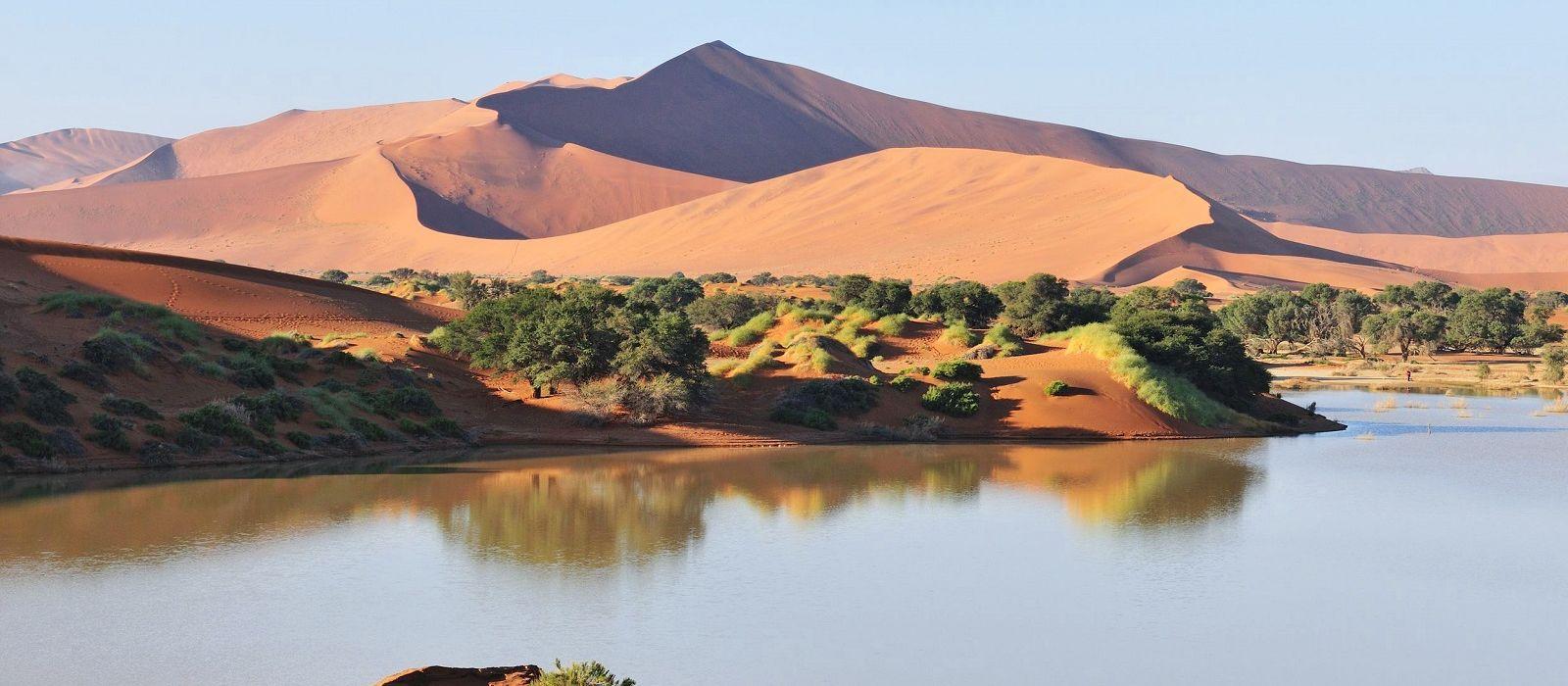 Selbstfahrer-Reise nach Südafrika, Namibia & Simbabwe: Nord Kap via Caprivi und Viktoriafälle Urlaub 1