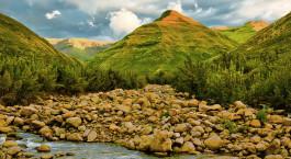 Reiseziel Mountain Kingdom Lesotho