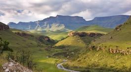 Reiseziel Zentral und Nördliche Drakensberge Südafrika