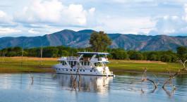 Reiseziel Lake Kariba & Matusadona Simbabwe
