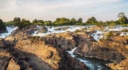 Reiseziel Pakse Laos