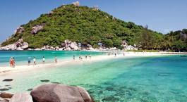 Reiseziel Koh Tao Thailand