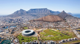 Reiseziel Kapstadt Südafrika