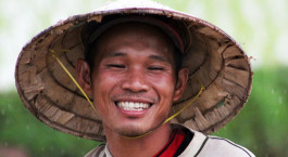 Reiseziel Hin Boun Laos
