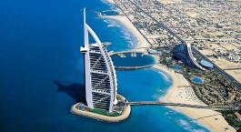 Reiseziel Dubai Vereinigte Arabische Emirate