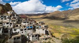 Reiseziel Xegar- New Tingri Tibet
