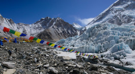 Reiseziel Mount Everest Tibet