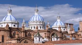 Reiseziel Cuenca Ecuador/Galapagos
