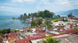 Reiseziel Parapat Indonesien