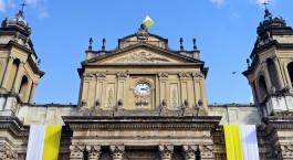 Reiseziel Guatemala Stadt Guatemala
