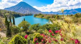 Reiseziel Atitlánsee Guatemala