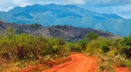 Destination Tsavo West Kenya