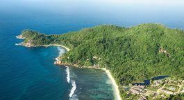 Reiseziel La Digue Island Seychellen
