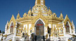 Reiseziel Lashio Myanmar