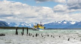 Destination Puerto Natales Chile