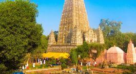 Bodhgaya Centro y oeste de India