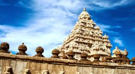 Destination Kanchipuram South India