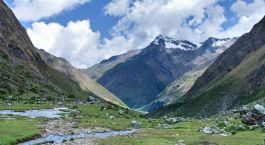 Destination Salkantay Trek Peru