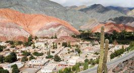Reiseziel Purmamarca Argentinien