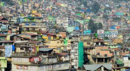 Destination Kalimpong East India