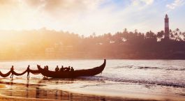 Trivandrum Islas y playas