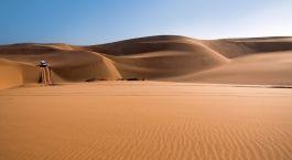 Reiseziel Swakopmund Namibia