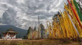 Destination Bumthang Bhutan